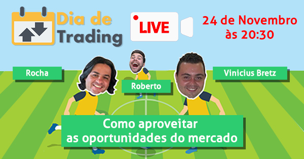 Live – Como aproveitar as oportunidades do mercado